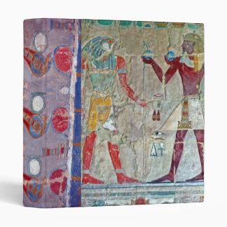 Ancient Egyptian Egypt Art Print Binder