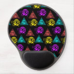 Ancient Egyptian Eye of Horus Gel Mouse Pad