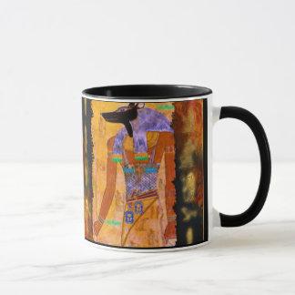 Ancient Egyptian God Anubis Gift Range Mug