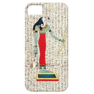 Ancient Egyptian God Geb Hieroglyphics Design iPhone SE/5/5s Case