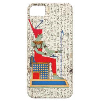 Ancient Egyptian God Hieroglyphics Design iPhone SE/5/5s Case