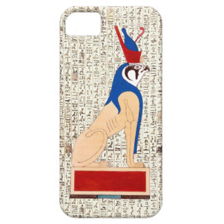 Ancient Egyptian God Horus  Hieroglyphics Design iPhone SE/5/5s Case