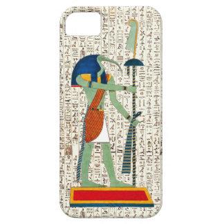 Ancient Egyptian God Thoth Hieroglyphics Design iPhone SE/5/5s Case