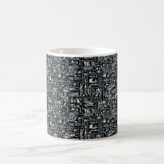 Ancient Egyptian Hieroglyphic Alphabet Mug1 Coffee Mug