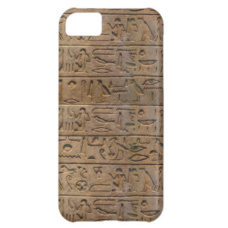 Ancient Egyptian Hieroglyphs Designer Gift iPhone 5C Cover