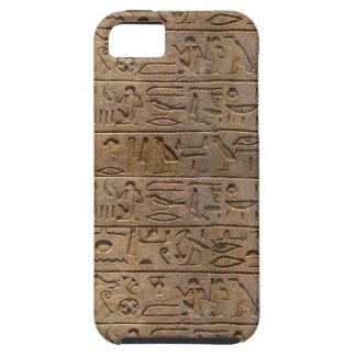 Ancient Egyptian Hieroglyphs Designer Gift iPhone SE/5/5s Case