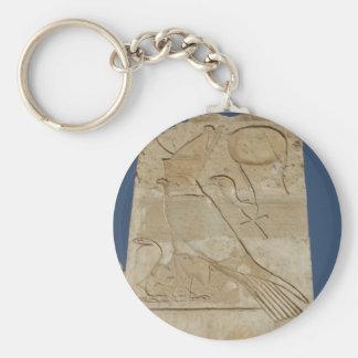 Ancient Egyptian Key Of Life Ankh with HORUS Keychain