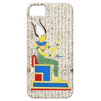 Ancient Egyptian King Pharaoh Hieroglyphics Design iPhone SE/5/5s Case