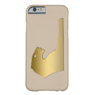 Ancient Egyptian lion – goddess Sekhmet Barely There iPhone 6 Case