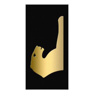 Ancient Egyptian lion – goddess Sekhmet Card