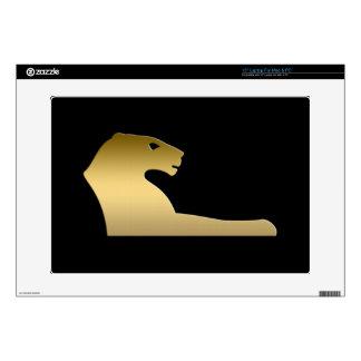 Ancient Egyptian lion – goddess Sekhmet Decal For Laptop