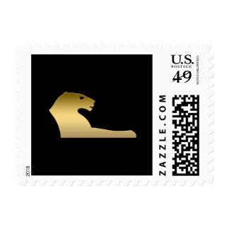 Ancient Egyptian lion – goddess Sekhmet Postage