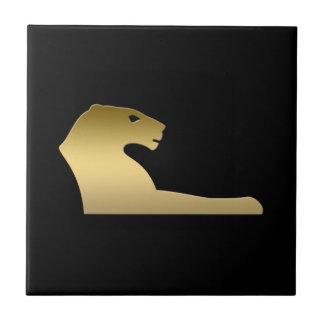 Ancient Egyptian lion – goddess Sekhmet Tile