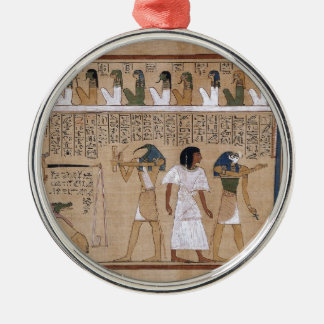 Ancient Egyptian Metal Ornament