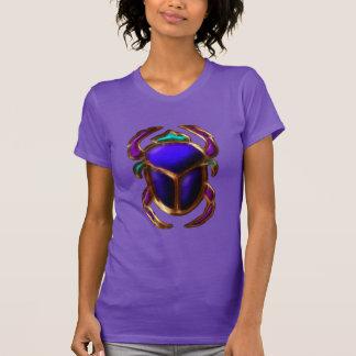 Ancient Egyptian Mystical Scarab Art T-Shirt