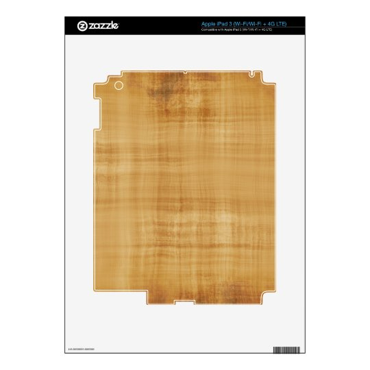 Ancient Egyptian Papyrus look Collection iPad 3 Skins