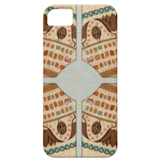 Ancient Egyptian Pattern iPhone 5 Covers