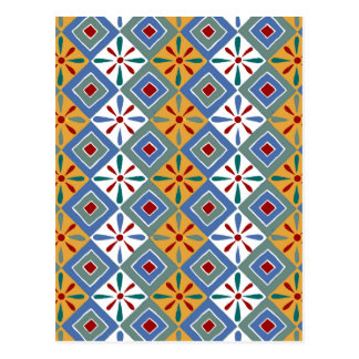 Ancient Egyptian Pattern: Thebes Post Cards