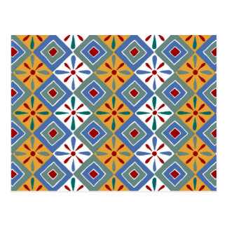 Ancient Egyptian Pattern: Thebes Postcards