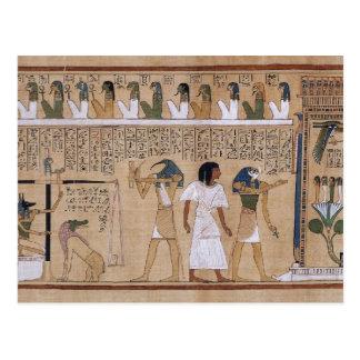 Ancient Egyptian Postcard