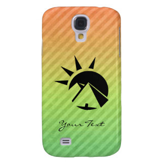 Ancient Egyptian Pyramid Galaxy S4 Cover