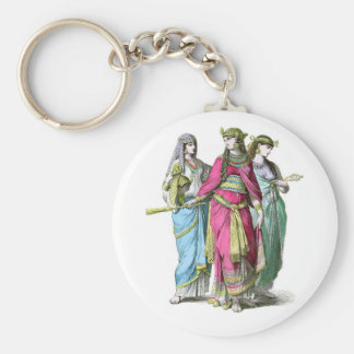 Ancient Egyptian Queen Cleopatra Keychain