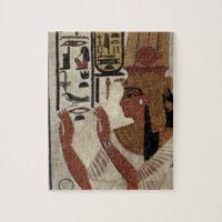 Ancient Egyptian Queen [Nefertari] Jigsaw Puzzle