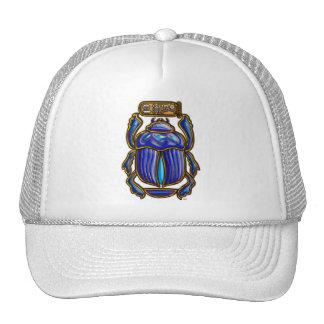 Ancient Egyptian Scarab Mesh Hats