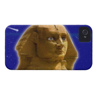 Ancient Egyptian Sphinx at Giza Art Design iPhone 4 Case-Mate Case