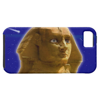 Ancient Egyptian Sphinx at Giza Art Design iPhone SE/5/5s Case