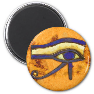Ancient Egyptian The Eye of Horus Refrigerator Magnets
