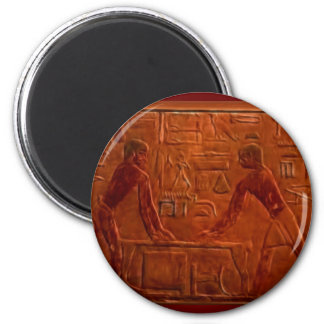 ANCIENT EGYPTIANS 2 INCH ROUND MAGNET