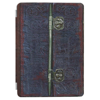 Ancient Engraved Book Cover