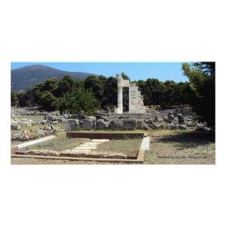 Ancient Epidavros – Peloponnese Custom Photo Card