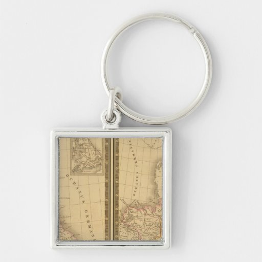 Ancient Europe 2 Keychain