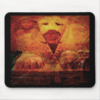 Ancient Eygpt Mouse Pad