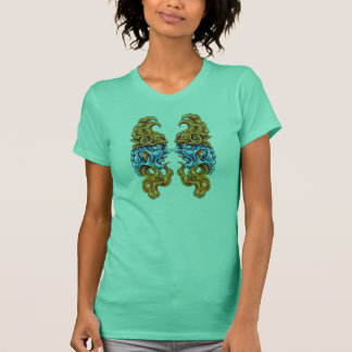 Ancient faces T-Shirt