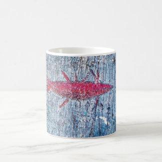 Ancient Fish Classic White Coffee Mug