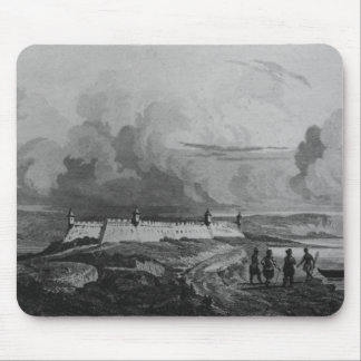 Ancient Fort on the Rio-Grande, from 'Bresil Mouse Pad