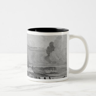 Ancient Fort on the Rio-Grande, from 'Bresil Two-Tone Coffee Mug