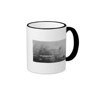 Ancient Fort on the Rio-Grande, from 'Bresil Ringer Coffee Mug