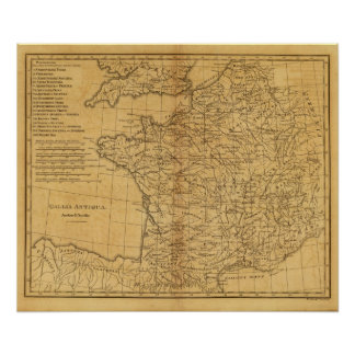 Ancient France Poster