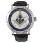 Ancient Free And Accepted Mason Watch at Zazzle