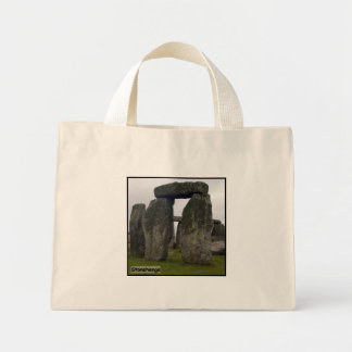 Ancient Gateways Mini Tote Bag