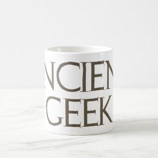 Ancient Geek Coffee Mug