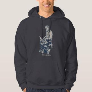 Ancient Geek Hoodie