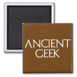 Ancient Geek Magnets