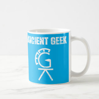 Ancient Geek Puzzle Mug