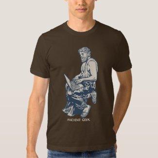 Ancient Geek Shirt