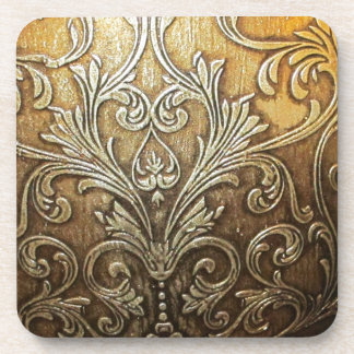 Ancient Gilding Drink Coasters
